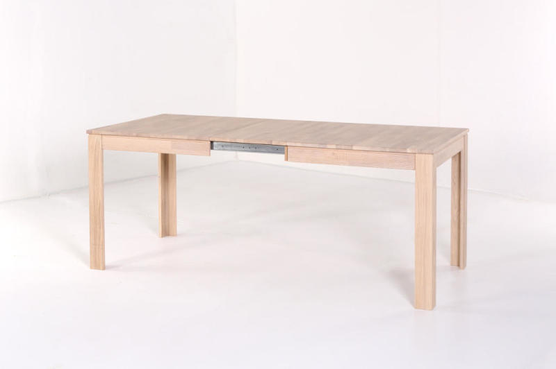 Table extensible 140 x 80 cm PEDRO 1XL