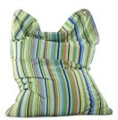 Pouf FASHION BULL STRIPES GREEN