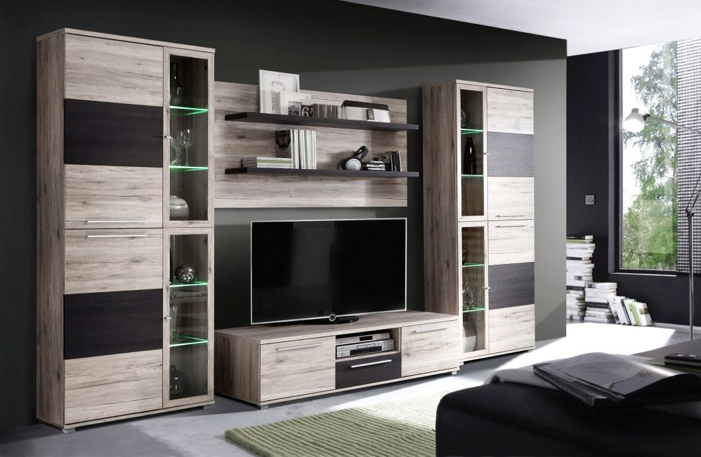 mur tv allister sb meubles discount. Black Bedroom Furniture Sets. Home Design Ideas