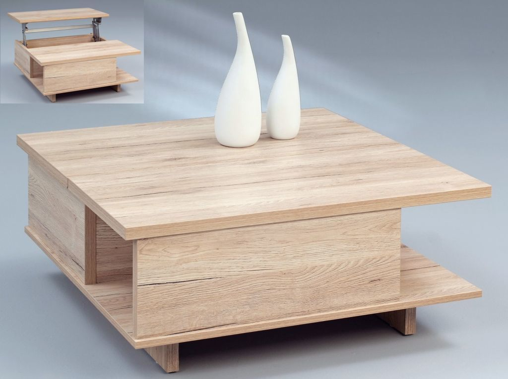 Table basse charly 1 sb meubles discount - Table basse discount ...