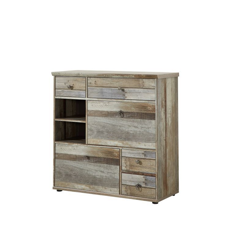 meuble chaussures bonanza 10 bois flott sb meubles discount. Black Bedroom Furniture Sets. Home Design Ideas