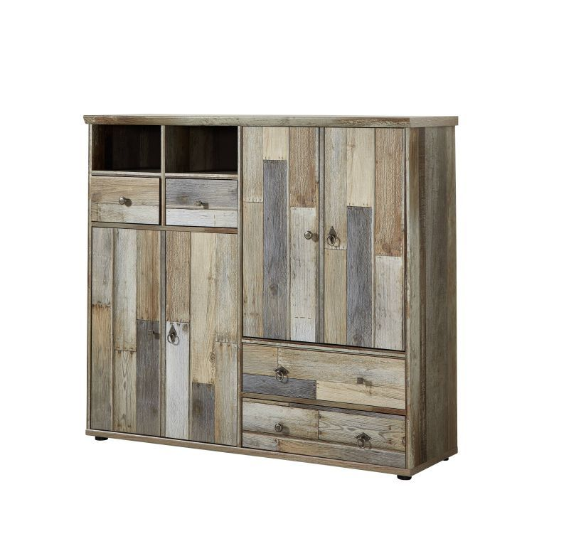 meuble chaussures bonanza 12 bois flott sb meubles. Black Bedroom Furniture Sets. Home Design Ideas