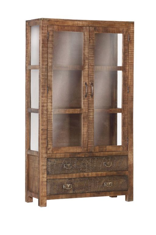 Meuble vitrine oriental sb meubles discount for Meuble oriental